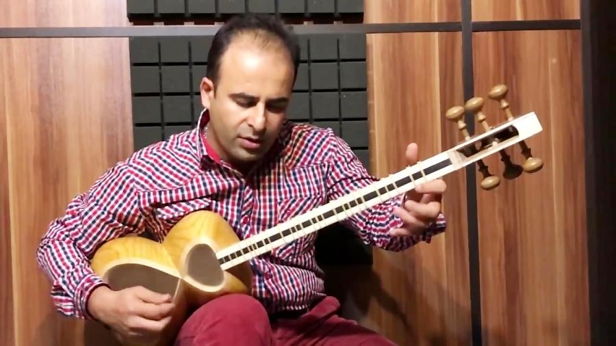 فیلم آموزش حربی دستگاه ماهور دستور متوسطه حسین علیزاده نیما فریدونی تار