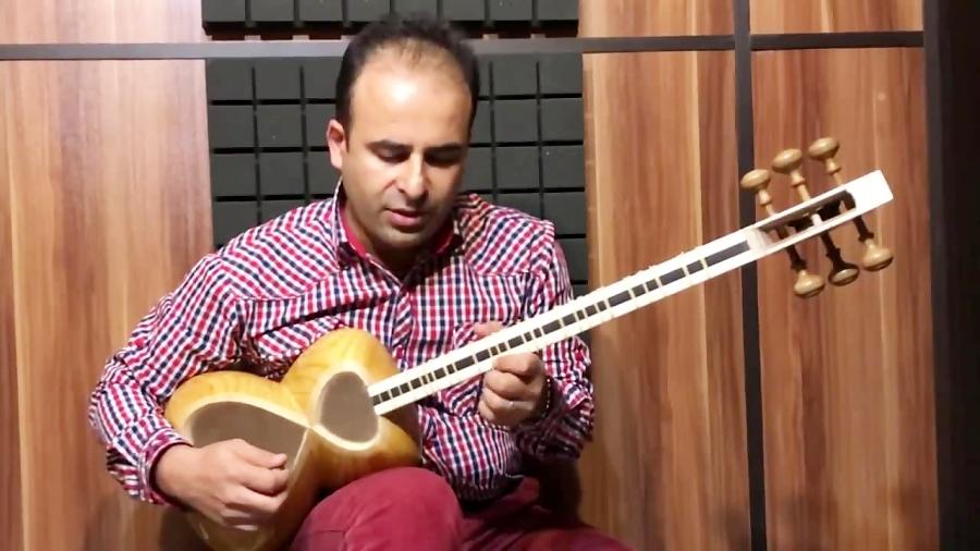 فیلم آموزش درس ۶۰ خواب تا چند علینقی وزیری کتاب هنرستان موسیقی روح الله خالقی جلد ۱ نیما فریدونی تار