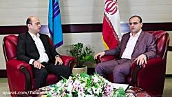مصاحبه با جناب آقای دکتر رضا گرزین مدیر کل آموزش فنی و حرفه ای استان تهران