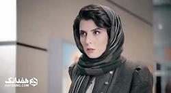 لیلا حاتمی، مهران مدیری و مهران غفوریان در ما همه با هم هستیم