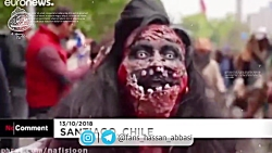 حسن عباسی؛ اربعین و هالووین