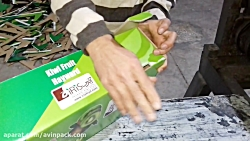 جعبه میوه صادراتی تولی...
