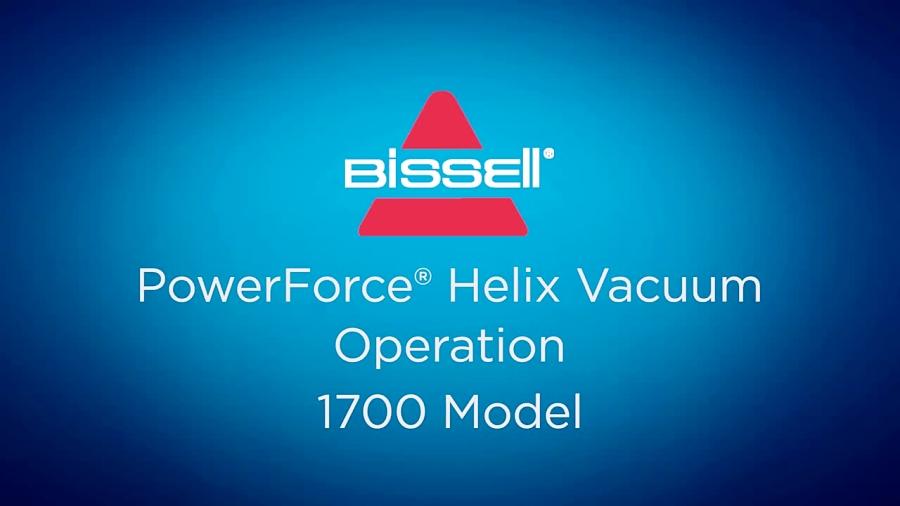 جاروبرقی HELIX بیسل / چگونه از جاروبرقی استفاده کنیم؟