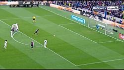 گل سوارز؛ بارسلونا - رئال مادرید