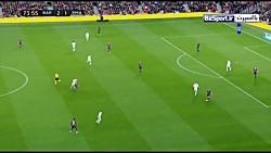 گل دوم سوارز؛ بارسلونا - رئال مادرید