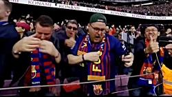 رئال مادرید و بارسلونا ۵ _ ۱