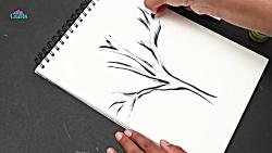 آموزش نقاشی کودکان قسمت 25