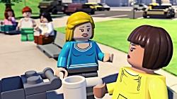 تریلر فیلم لگویی ابر قهرمان های لگو : لیگ عدالت در برابر لیگ بیزارو