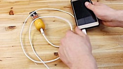 Homemade Mobile Phone Charger