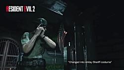 تریلر لباس های نسخه Deluxe بازی Resident Evil 2 Remake - زومجی