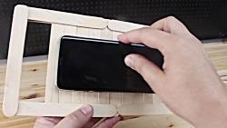 How To Make Handheld Phone Stabiliser - DI...