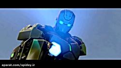 تریلر بازسازی شده انتقام جویان ۴: نابودی | Avengers 4: Annihilation