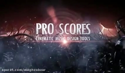 مجموعه موزیک زمینه سینمایی و حماسی Pro Scores