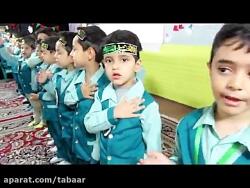 مراسم عزاداری نوگلان در اربعین حسینی