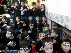 مراسم عزاداری پسران به مناسبت اربعین حسینی