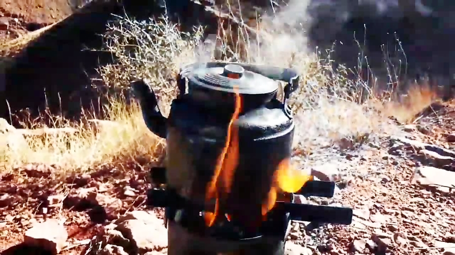 چای آتیشی در تبریز، عینالی، کهلیح بولاغی