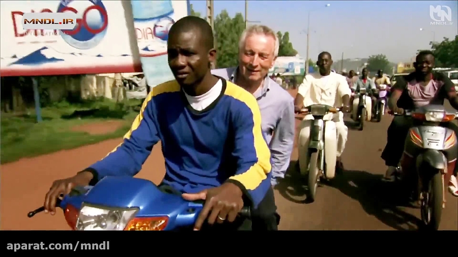 مستند سفر به آفریقا با جاناتان دیمبلبی - قسمت 1