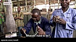 مستند سفر به آفریقا با جاناتان دیمبلبی با دوبله فارسی - قسمت 3