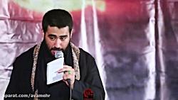 دلم شده مجنون و زده به سرم-شور-شب شهادت حضرت رسول و امام حسن-صفر 96-حسین طاهری