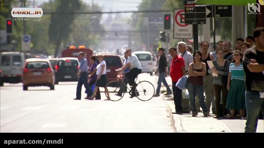 سفر به آمریکای جنوبی با جاناتان دیمبلبی با دوبله فارسی - قسمت 1