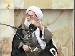 راحتی در دنیا نیست   آیت الله مجتهدی تهرانی