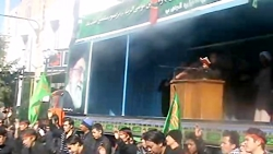 هیئت فاطمیه شیعیان مهاجر افغان مقیم جهرم1390