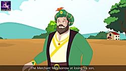 پادشاه کوه طلایی - داستان های فارسی