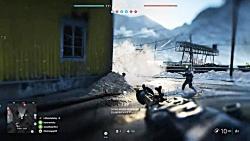تریلر نقشه های بازی Battlefield V