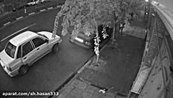 سرقت خودرو پراید