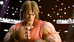 تریلر معرفی Ken و Incineroar در بازی Super Smash Bros Ultimate