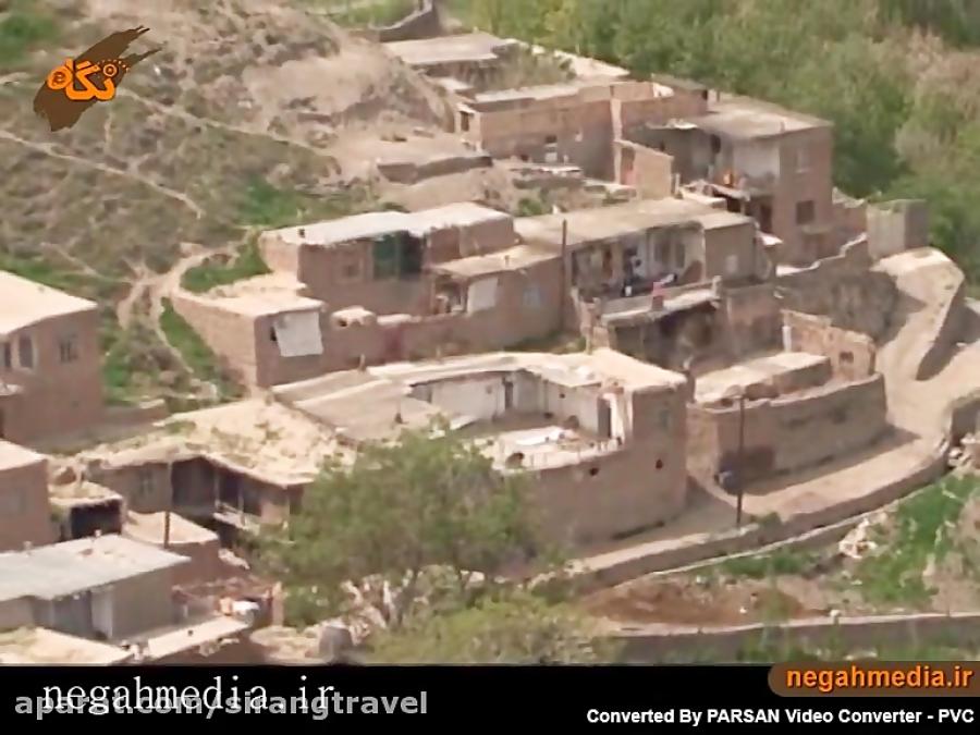 معرفی روستای زیبای بوژان