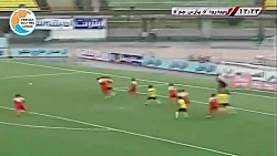 خلاصه بازی سپیدرود 1-0 پارس جنوبی جم (لیگ برتر خلیج فارس - 1397 98)