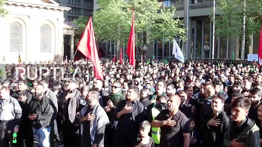Australia: Sydney's Shia Muslims join worldwide Ashura celebrations