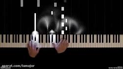 نت پیانو گیم اف ترونز + ...