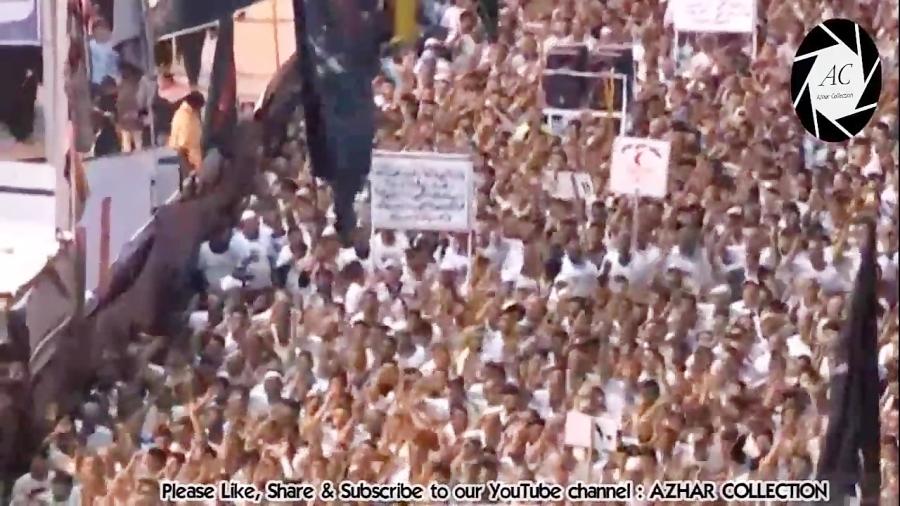 Arbaeen 2018 | Karbala 2018 | Drone view | Best View | Drone view of KARBALA