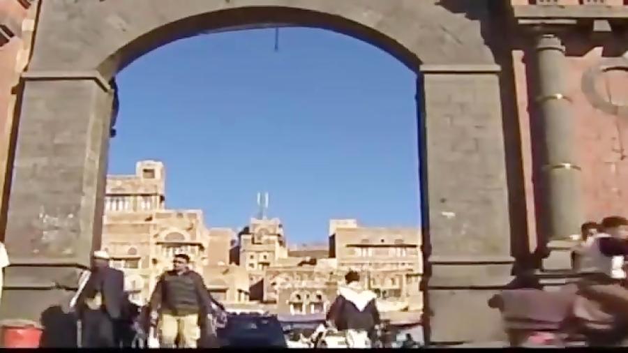 اليمن مهد الحظارات || اسواق واثار صنعاء القديمة