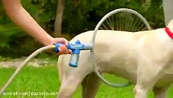 ابزار شستشوی حیوانات خانگی ووف واشر 360