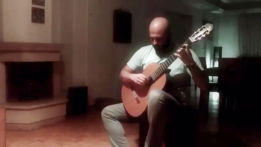 The Elves Suite For Guitar محمد صالحی مدرس گیتار کلاسیک آموزشگاه موسیقی فریدونی.mp4