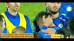 حواشی بازی و مصاحبه مربیان بعد از حذف استقلال از جام حذفی
