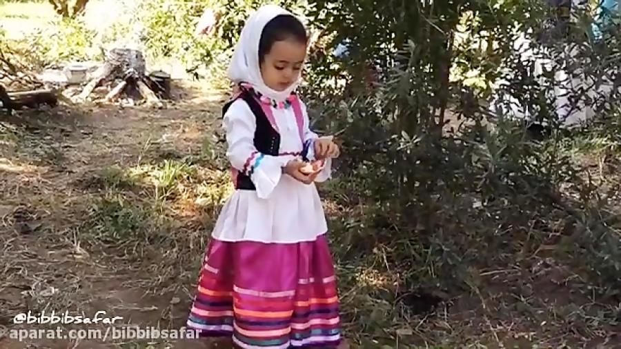 مراسم انارچینی در انبوه- رودبار گیلان