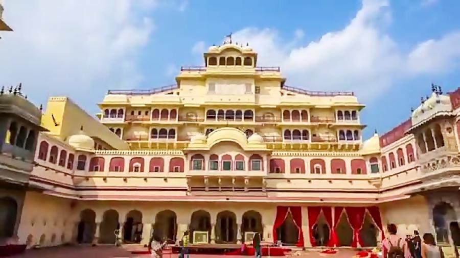 شهر جایپور - کشور هندوستان