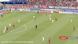 "گل اول برای ""کاشیما ساکرز"" پرسپولیس 0 کاشیما 1"