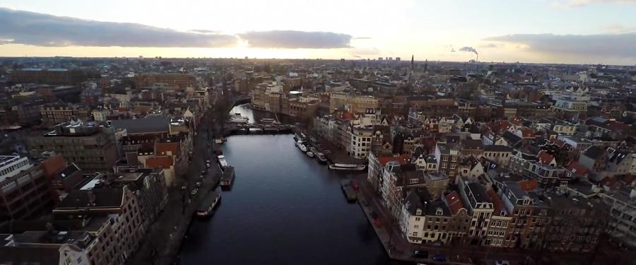 سفر تصویری به آمستردام - آیتورز
