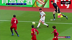 خلاصه بازی کاشیما آنتلرز - پرسپولیس - دیدار رفت فینال لیگ قهرمانان آسیا
