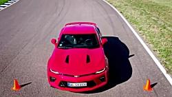 فورد ماستنگ V8 در مقابل ...