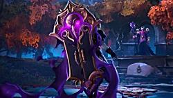 تریلر سینمایی معرفی کاراکتر Orphea در بازی Heroes of the Storm - زومجی
