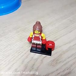لگو شانسی سری ۱۶ (LEGO)