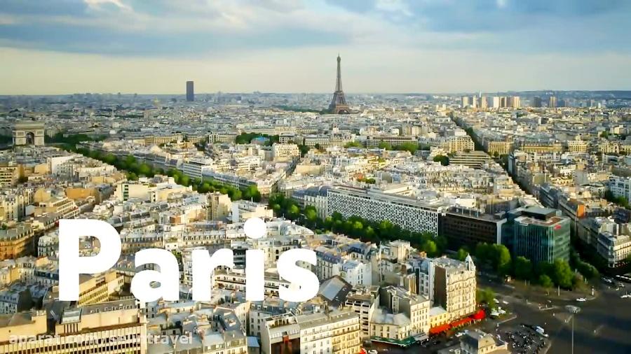 یک دقیقه گردش در پاریس - سلین سیر - 03