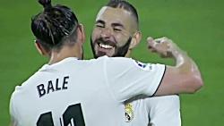 سوپر گل های کریم بنزما در رئال مادرید
