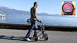 تکنولوژی جدید توانبخشی در مدتی کوتاه معلولین را به راه میاندازد